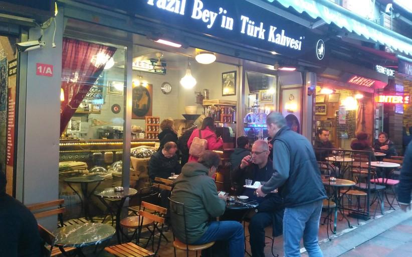Fazıl Bey'in Türk Kahvesi