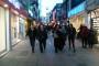 Yasa Caddesinden Çarşı Merkeze Saat 18:25