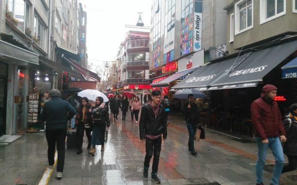 Mühürdar Caddesi Saat 17:06