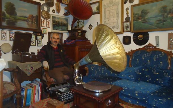 Dededen miras gramofon tamircisi