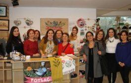 Kadıköy'lü kadınların dayanışması 'Potlaç' girişimcilik fırsatları sunuyor
