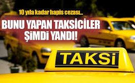Yolu uzatan taksiciye 10 yıl hapis cezası talebi
