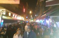 Barlar Sokağı,.  Saat 21:15