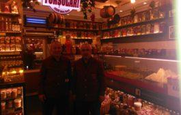 Özcan Turşuları , Kadıköy Tarihi Çarşı'da bir efsane