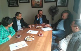 Kadıköy Esnaf Meclisi ilk toplantısını yaptı
