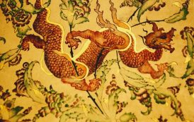 600 yıl dayanıklı , El Yapımı Kağıt (Murakka) Atölyesi ,. Moda Sanat Atölyesi