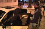 Yeni Kanun Devreye Girdi! Drift Yapan Sürücü 5 bin 10 lira Trafik Cezası Aldı