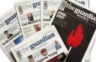 Kadıköy Tarihi Çarşı ve Moda Çevresi , İngiliz Gazetesi The Guardian'a haber oldu