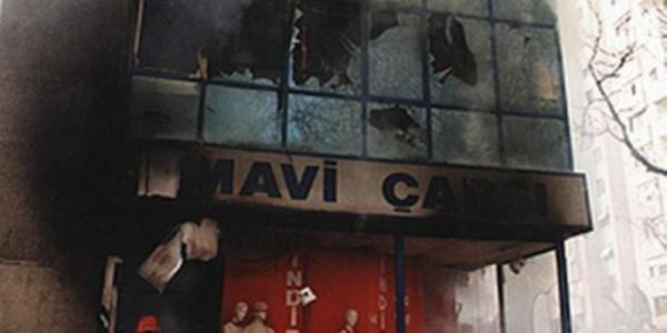 Kadıköy'deki Mavi Çarşı Davasında 20 Yıl Sonra Karar