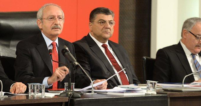 CHP'de Parti Meclisi Yeniden Toplanacak! Kadıköy, Maltepe ve Siverek Adayları Yeniden Masaya Yatırılacak