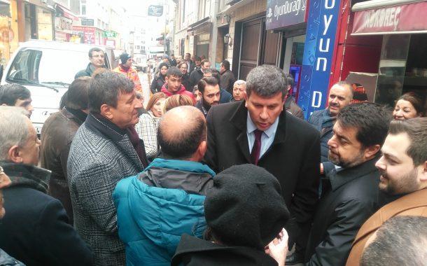 CHP Kadıköy Belediyesi Başkan Adayı Şerdil Dara Odabaşı seçim çalışmalarını başlattı