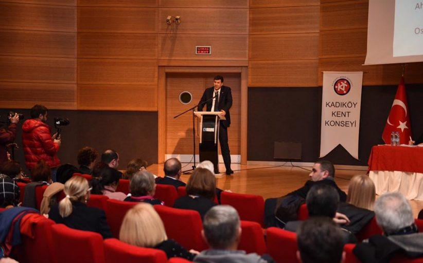 Kadıköy Kent Konseyi 16.Olağan Genel Kurulu yapıldı