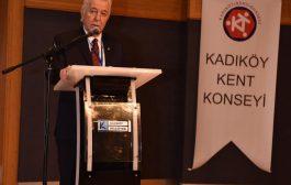 Kadıköy Kent Konseyi Başkanı Saltuk Yüceer'e saldırı üzüntü yarattı