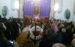 Dr. Jirayr Kaynar'ın cenaze törenine katılım büyük oldu