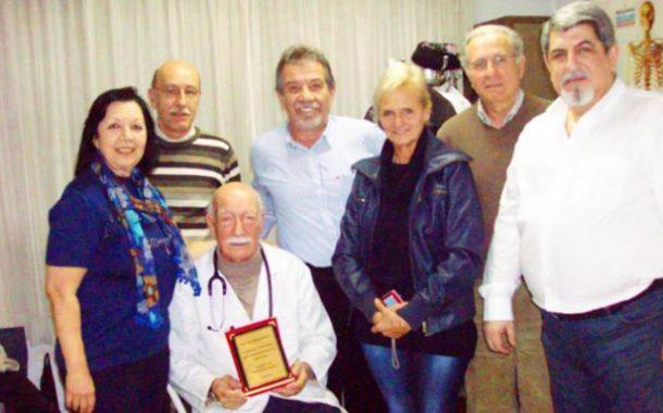Kadıköy Esnafı'nın  doktoru Dr. Jirayr Kaynar vefat etti
