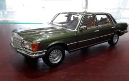 Koleksiyon ürünü 1976 model Mercedes-Benz 450 SL 6.9