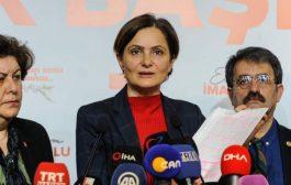 Kaftancıoğlu: Öngörüm Maltepe netleşince Ekrem İmamoğlu 2 gün sonra mazbatasını alır