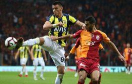 Fenerbahçe -Galatasaray derbisi 1-1