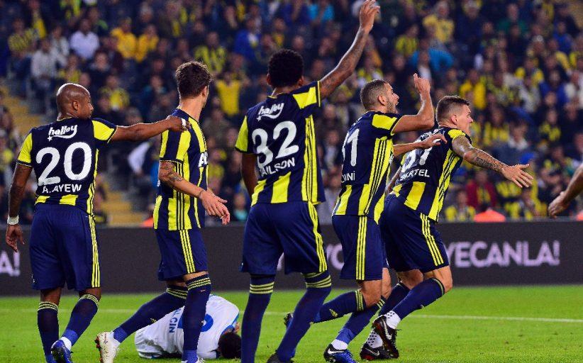 MKE Ankaragücü 1-1 Fenerbahçe
