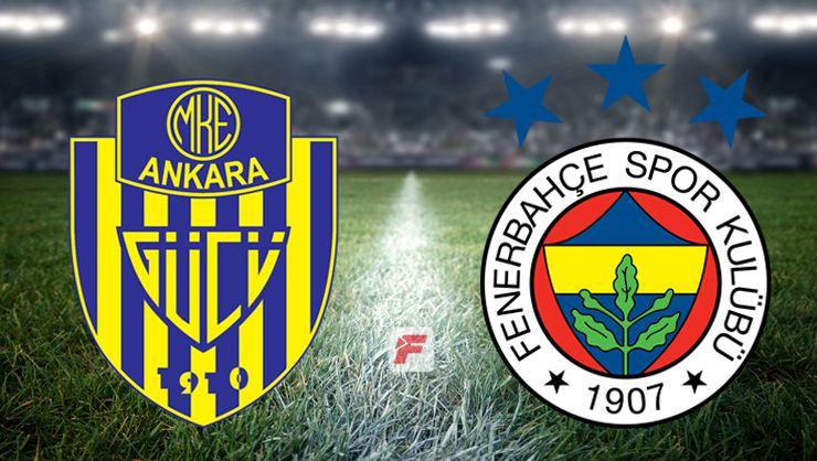 Fenerbahçe,  MKE Ankaragücü Deplasmanında