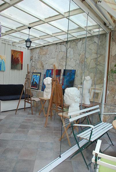 Sanatın Yeni Adresi Yengeç Sanat Evi Kadıköy Bahariye'de