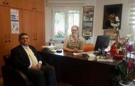 Kadıköy Kaymakamı Dr. Mustafa Özarslan'dan Kadıköy Muhtarlarına hayırlı olsun ziyaretleri