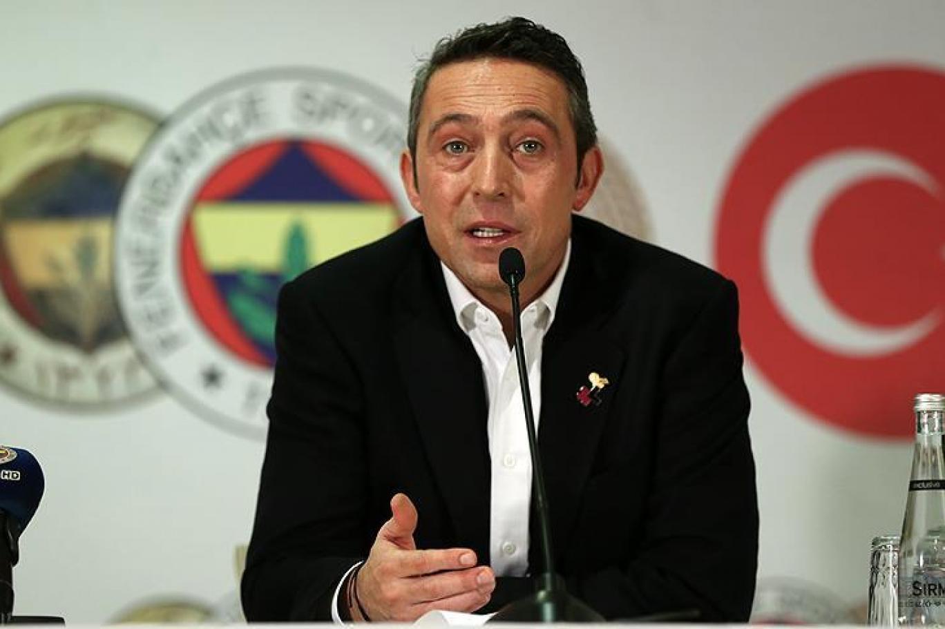 Ali Koç: Fenerbahçe'ye yakışan bir takım oluşturacağız