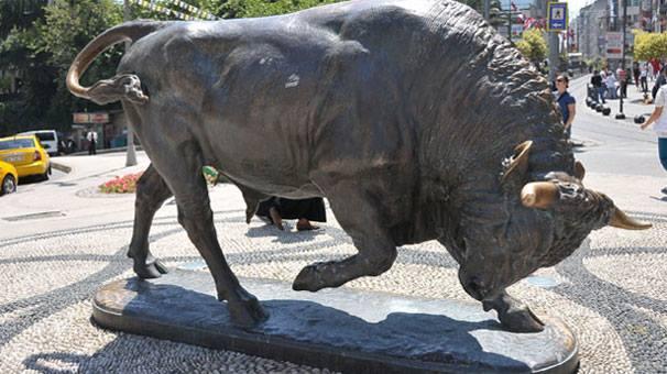 Kadıköy'ün Sembolü Boğa Heykelinin Hikayesi