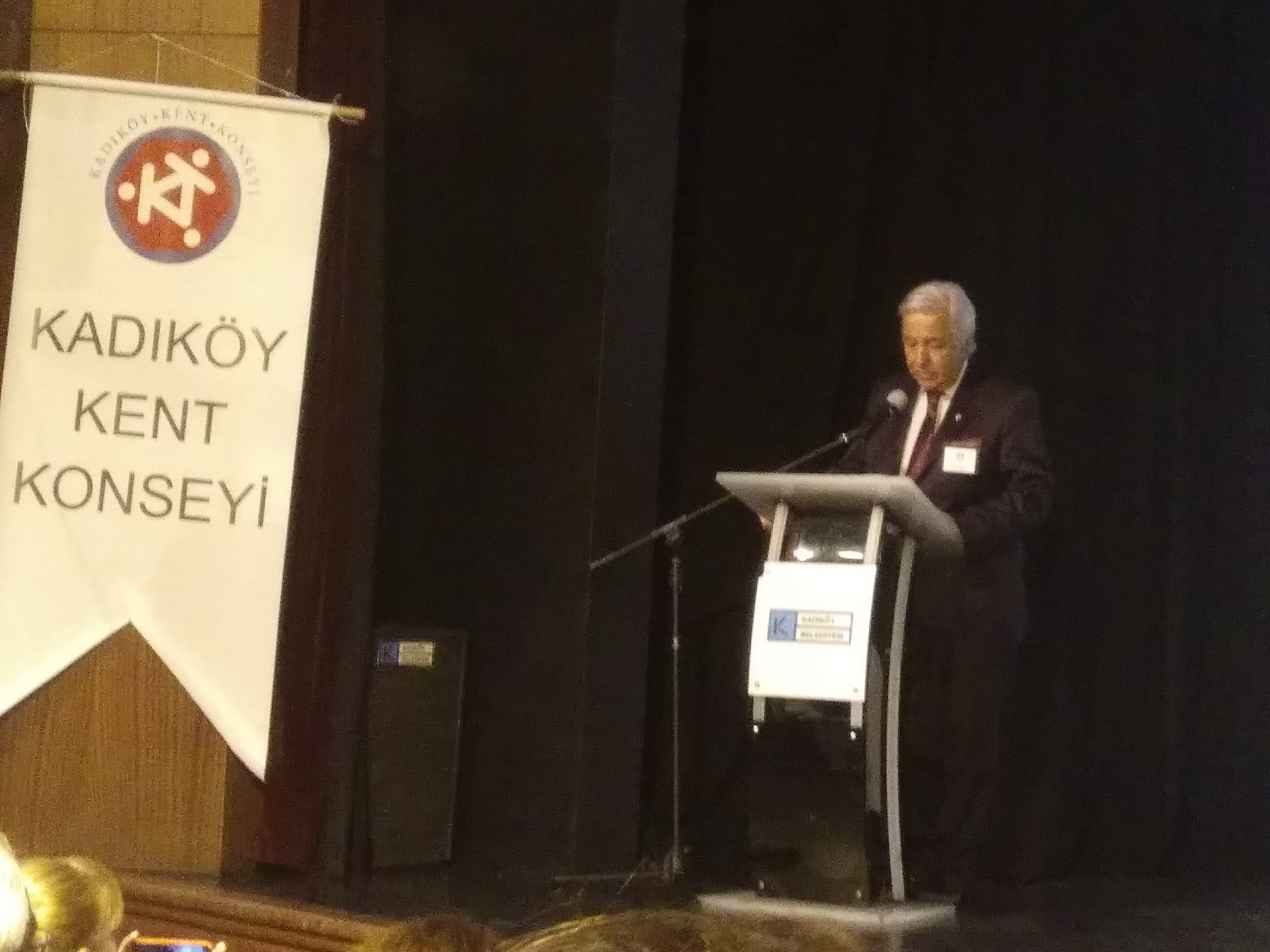 Kadıköy Kent Konseyi Seçimlerinde, Saltuk Yüceer tekrar başkan seçildi