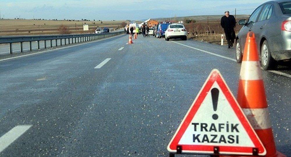 Bayram trafiğinde ilk günden 29 kaza: 12 ölü, 83 yaralı