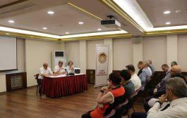Tarihi Çarşılar Federasyonu 2. Genel Kurulu Bursa'da yapıldı