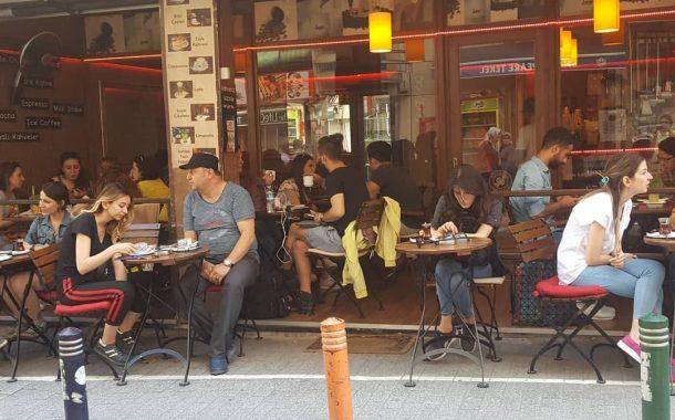 Kuru Kahveci Osman bey, kahve tadı için politikacıların uğrak yeri
