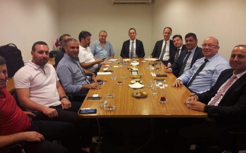 Türkiye İş Bankası'nın, Kadıköy Tarihi Çarşısı esnafına özel ilgisi