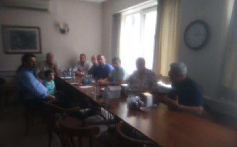 Kadıköy Tarihi Çarşısı Derneğinin , yeni seçilen yönetim kurulu ilk toplantısını yaptı