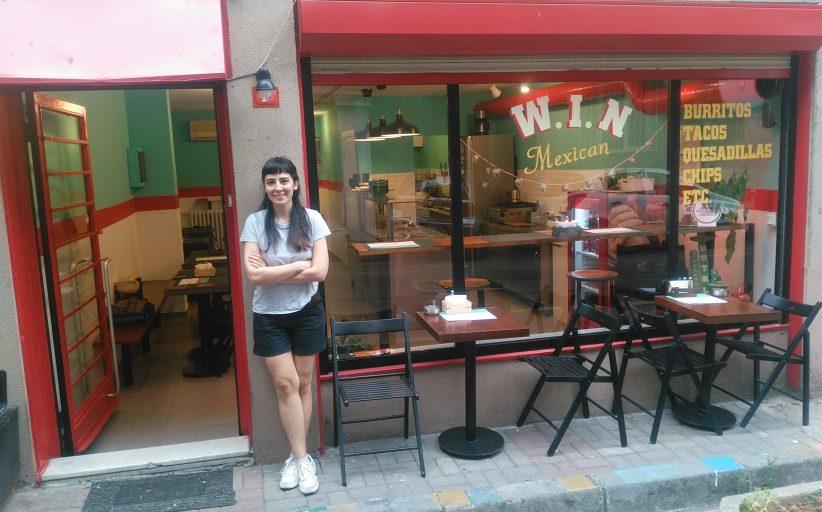 W.I.N Mexican , Moda'da bir lezzet noktası