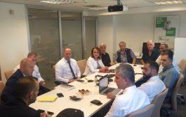 Türkiye Ekonomi Bankası'nın, Kadıköy Tarihi Çarşı Esnafı ile daha kapsamlı çalışma isteği