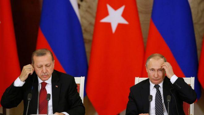 Bloomberg: Rusya'da çöpe atılan belge, Türkiye ile olası ABD yaptırımlarına karşı yapılan acil toplantıyı gösteriyor