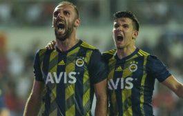 Başakşehir – Fenerbahçe: 1-2