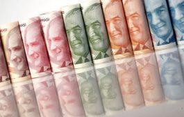 Merkezi yönetim brüt borç stoku Eylül'de 1 trilyon 239,2 milyar lira oldu