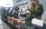 Montag Cafe ., kahvenin kokusunu ve tadını hissedin