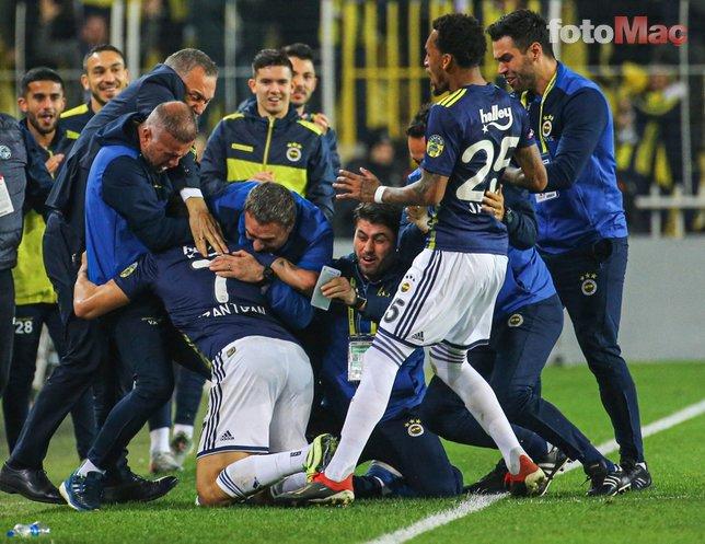 Fenerbahçe 3-1 Beşiktaş