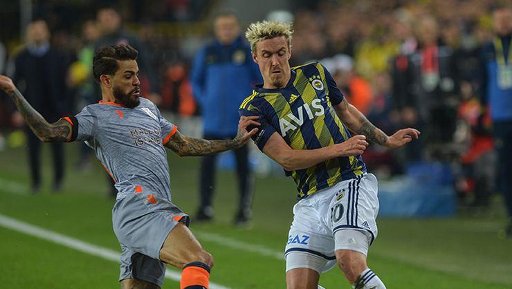 Fenerbahçe : 2  Başakşehir : 0
