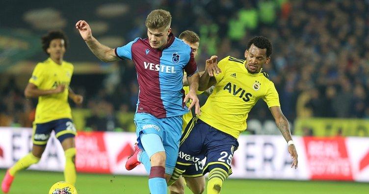 Trabzonspor 2 – 1 Fenerbahçe