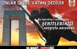 Tarihin akışını değiştiren, Çanakkale Zaferi'nin 105.ci yılı