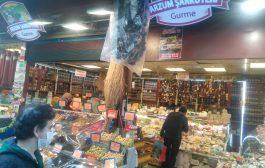 Kadıköy Tarihi Çarşısı Esnafından evlere servis başlatıldı