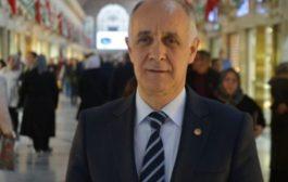 """Tarihi Çarşılar Federasyonu Başkanı Muhsin Özyıldırım : """"Tarihi Çarşılara""""  kira kolaylığı sağlanmalıdır"""