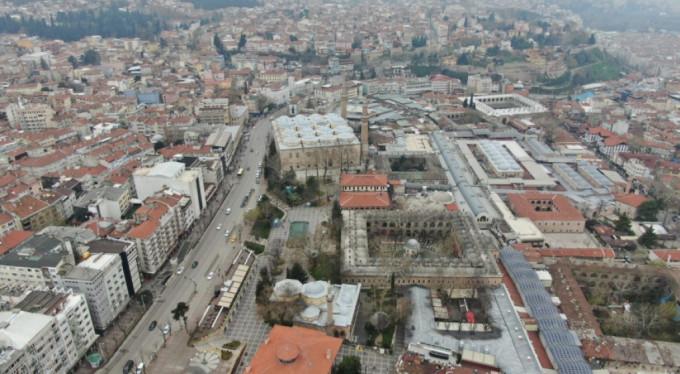 Bursa'da Kapalı Çarşı esnafı isyan etti! 'Hiç kira alınmasın'