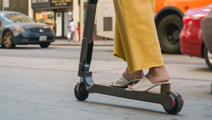 Elektrikli scooterlara yasal düzenleme geliyor
