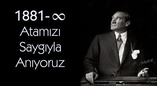 Benim manevi mirasım, bilim ve akıldır . Mustafa Kemal Atatürk
