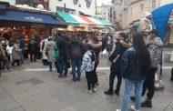 Kadıköy Tarihi Çarşı'da Şekerci Cafer Erol rüzgarı
